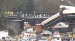 Morning Scoop: Amtrak train plunges from bridge, killing three, injuring 100